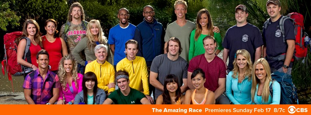 The Amazing Race S22
